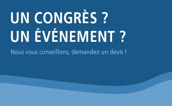 Un congrès, un événement ?